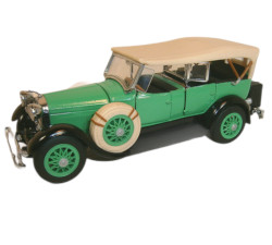 Franklin Mint 1927 Lincoln Sport Touring Die Cast Car