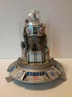 Franklin Mint Lost in Space Robot B-9 Sculpture