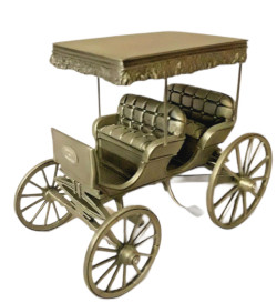 Franklin Mint Vehicles of the Old West Carriage