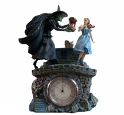 Franklin Mint Wizard of Oz All In Good Time My Little Pretty Clock