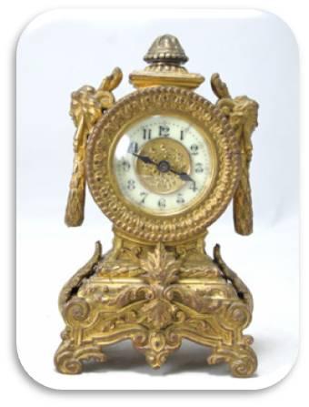 History of Ansonia Clocks