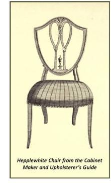 Antique Furniture Styles   Hepplewhite