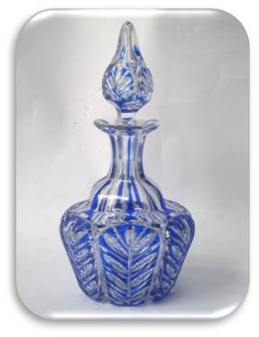 collecting antique and vintage perfume bottles