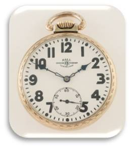 Collecting Antique Railroad Pocket Watches
